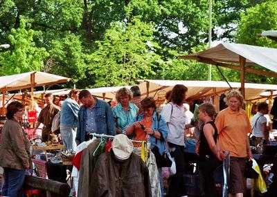 Trödelmarkt Friedrichshagen